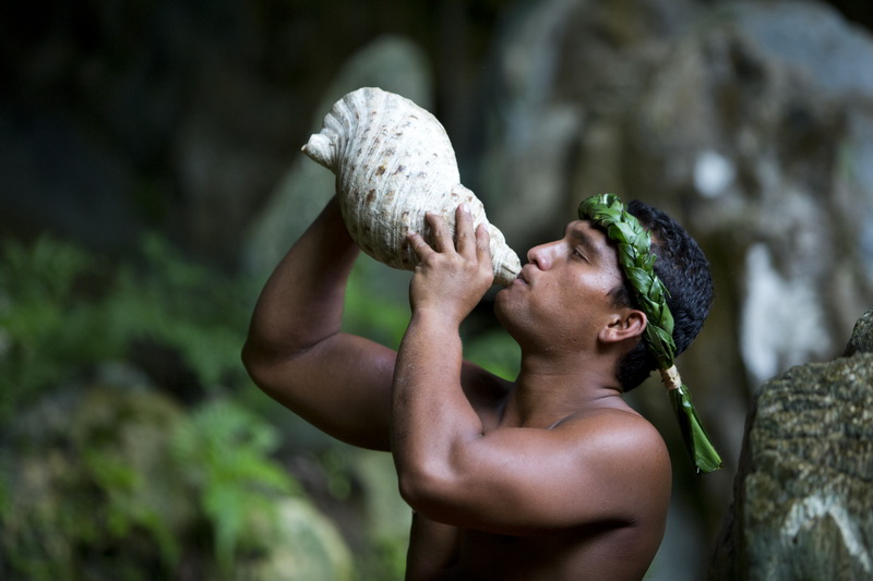 Tubuai islans