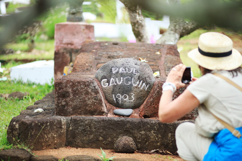 paul goguin tomb hiva oa