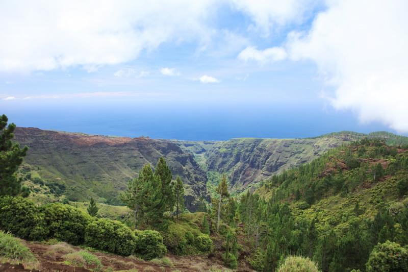 Island of Nuku-Hiva, Marquesas archipel