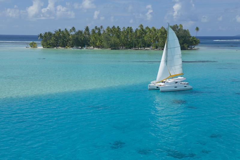 Charter in Polynesia
