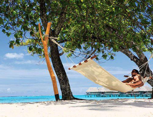 Спокойный отдых: пляж и спа