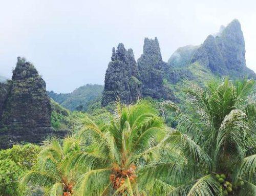 Маркизские Острова – дальний архипелаг