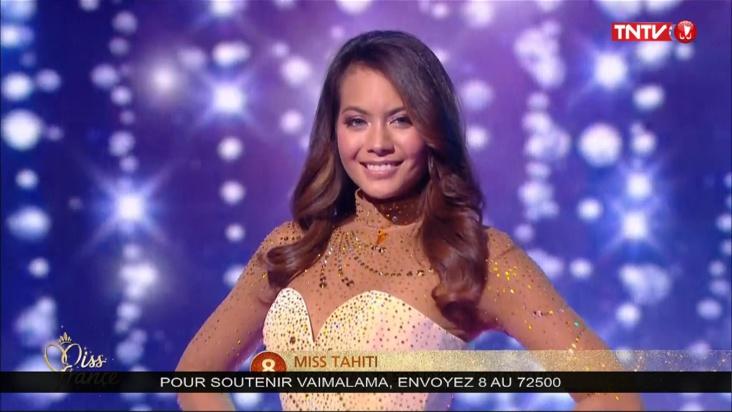 Победительница конкурса Мисс Франция