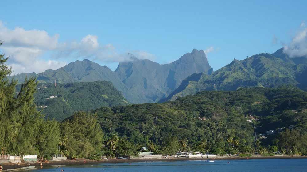 Экскурсия вокруг Таити