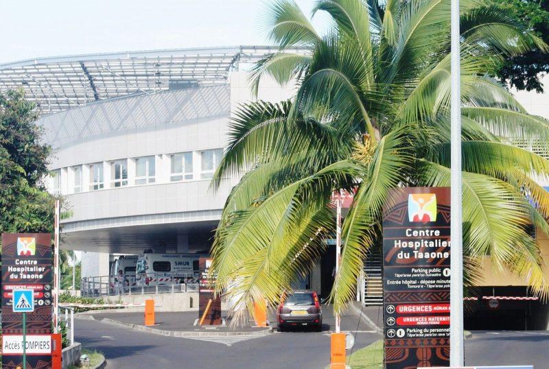 Papeete hospital of Taaone