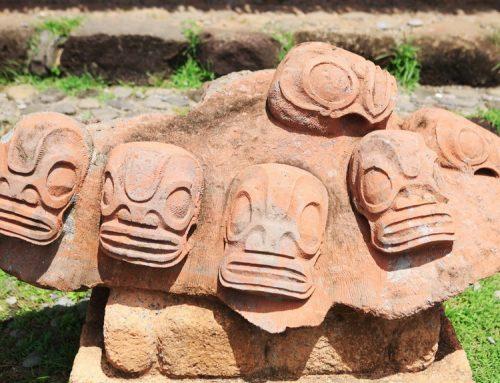 Полинезийские сувениры